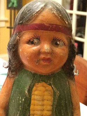 RARE Karo Princess Composition Advertising Figure Doll 1920