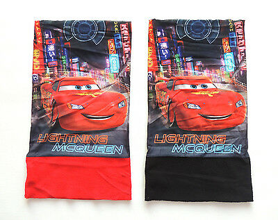 Disney Cars Tube Scarf Loop Round Scarf Multifunctional Scarf