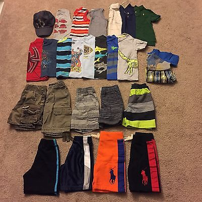 Lot Of Toddler Boy 3T Spring & Summer 27 Pieces
