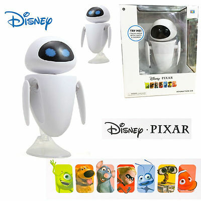 Disney Pixar Interaction Wall-E Eve Talking Action Figures Walking Moving Toy