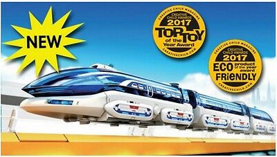 OWI-633 Magnetic Levitation Express Kit -  WOW! WHAT A FUTURISTIC SCIENCE TOY