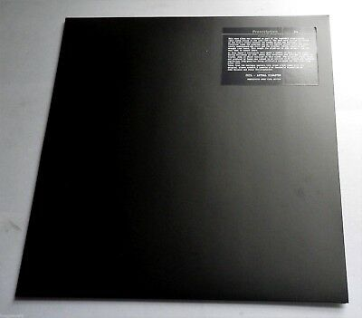 Coil - Astral Disaster 2016 Prescription Promotional LP + Inserts