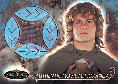 Lord of the Rings Evolution Merry's Travel Cloak Costume Card LotR
