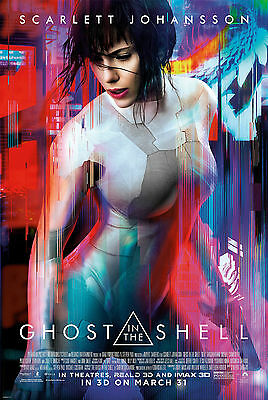 Ghost In The Shell Poster 61x91 cm