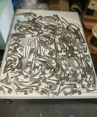 Medical Equipment Stainless Steel Job Lot