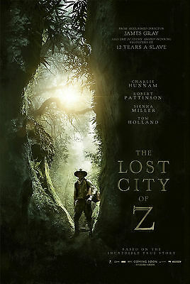 The Lost City Of Z Poster 61x91 cm
