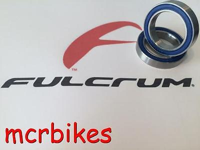 Fulcrum Freehub Bearing Kits (Rs-011) Chrome /stainless /hybrid Ceramic ( X2 )