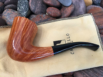 CASTELLO Pfeife - pipe – pipa, Fiammata Collection Carlo Scotti, KK