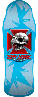 POWELL PERALTA Tony Hawk Limited Edition 2  Reissue - Skateboard Deck