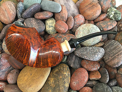 highly collectible Freehand Pfeife - pipe – pipa Handmade by Peter Klein