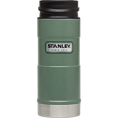 Stanley Classic One Hand Vacuum Mug - 354ml OR 473ml - Green OR Navy