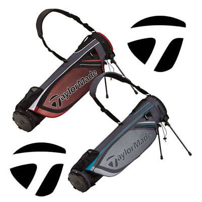 NEW TaylorMade 2017 Quiver ST Lightweight Pencil Golf Stand Bag – Choose Colour