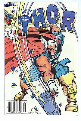THOR #337 9.4 NM STRICTLY GRADED -Hi Res Scans- FREE SHIPPING