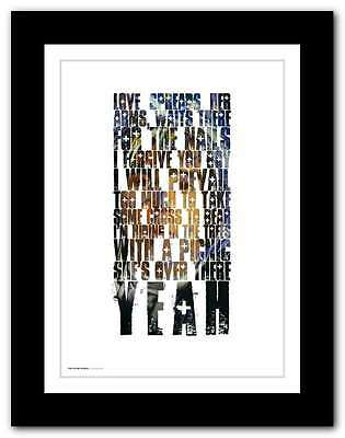 THE STONE ROSES ❤ Love Spreads ❤ poster art edition edition print in 5 sizes #9