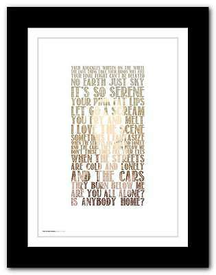THE STONE ROSES ❤ Made Of Stone ❤ poster art edition edition print in 5sizes #11