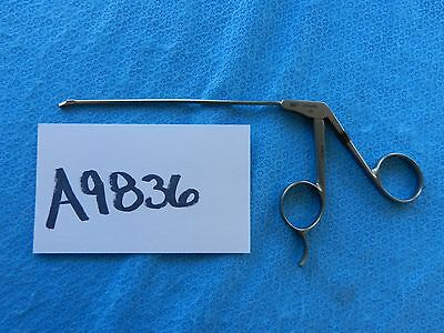 Linvatec Surgical Orthopedic 2.75mm Down Angled Punch 2.10013