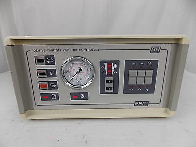 Dh Instruments Dhi Positive Shut-Off Pressure Controller Calibrator Ppc1-1000-G
