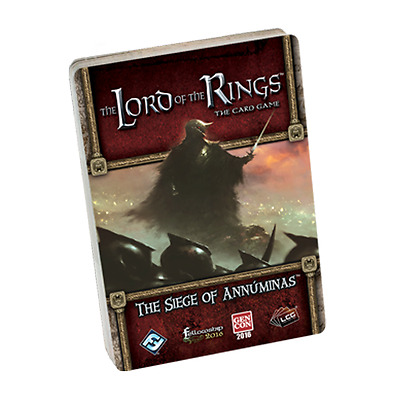 Lord of the Rings LCG The Siege of Annuminas Standalone Quest Pack