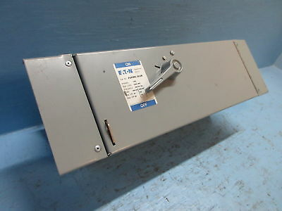 NEW Eaton 100 Amp FDPWS-363R Fusible Panel Switch 600V Cutler Hammer 100A