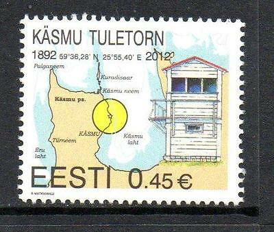 Estonia MNH 2012 Käsmu Lighthouse