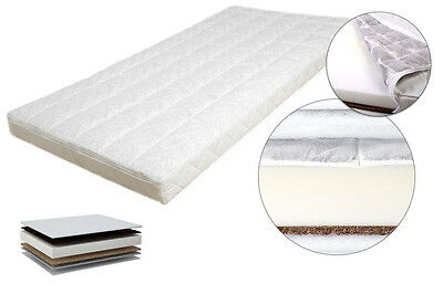 MEDICAL Children bed MATTRESS Buckwheat Coconut 60x120 70x140 mattress ekmTRADE
