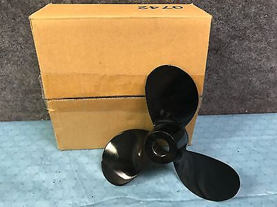 New OEM BRP / Johnson / Evinrude 7.5 x 7 Aluminum Propeller Part Number 5034198