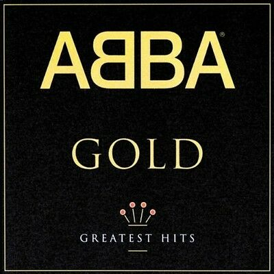 Gold: Greatest Hits by ABBA (CD, 1992, PolyGram) New & Factory Sealed CD
