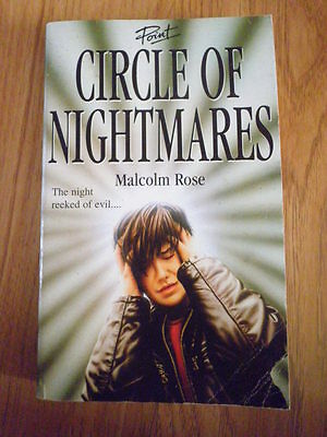 Circle of Nightmares by Malcolm Rose  - Paperback