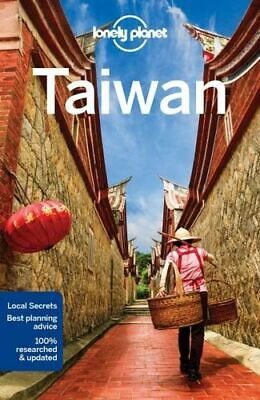 NEW Taiwan By Lonely Planet Travel Guide Paperback Free Shipping