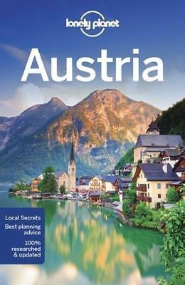 NEW Austria By Lonely Planet Paperback Free Shipping