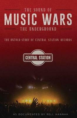 NEW Music Wars By Rell Hannah Paperback Free Shipping