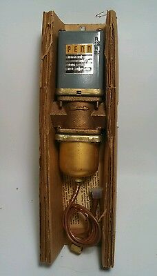 Johnson, Penn Baso  Water Valve  V46NB-2    1/2""