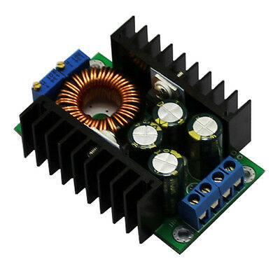 Boost Buck 12A DC-DC  Adjustable Step Down Converter Power Supply Module