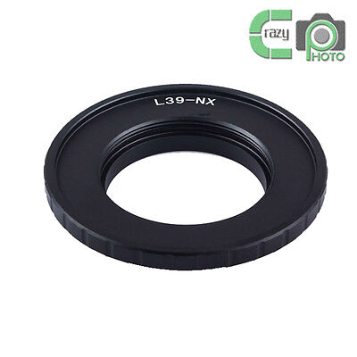 L39-NX Adapter for Leica M39 L39 Mount Lens to Samsung NX100 NX300 NX2000 Camera