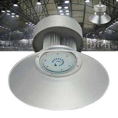 150W UFO LED High Bay Light Factory Warehouse Shed Industrial Lighting 6500K NEW