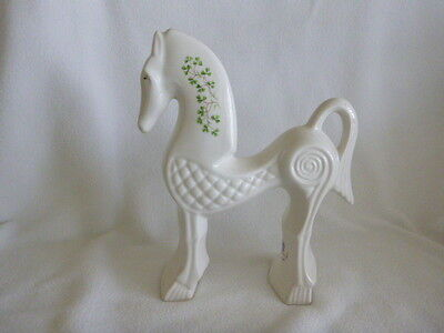 Cré Irish Porcelain Goddess Epona Rhiannon Mythological Horse by J. McCaul Galwa