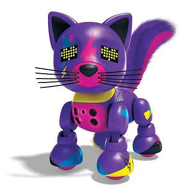 Zoomer Meowzies LUCKY Interactive Kitty 5Y+ *NEW RELEASE*