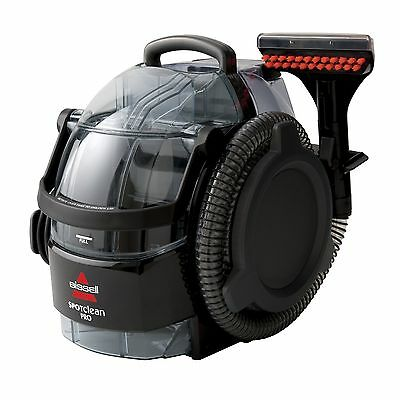 Bissell SpotClean Pro Portable Deep Carpet Spot Cleaner Corded Indoor Home, New