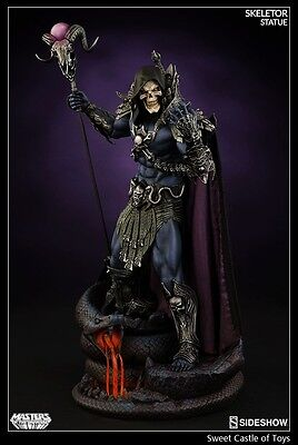 1/5 Sideshow Masters of the Universe He-Man Skeletor Statue 200460 Collectibles