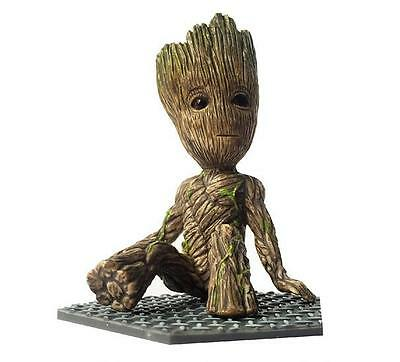 Guardians of the Galaxy Vol. 2 Groot Vinyl Qute Figure Figurine Toy Doll