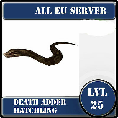 Death Adder Hatchling /wow Battle Pet lvl 25  / All EU Server /