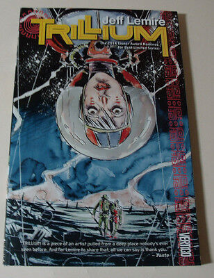 Trillium by Jeff Lemire Graphic Novel Comic Book VG