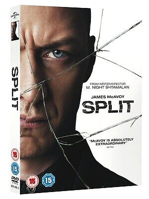 Split (with Digital Download) [DVD]