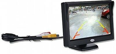 Backup Camera Monitor, 5 inch Digital TFT LCD Color High Definition Screen for