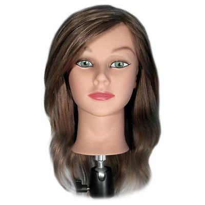 Jade Virgin European Hair Manikin Head