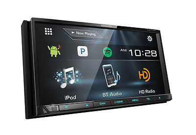 NEW!! Kenwood DDX774BH 2-DIN Monitor Receiver with Bluetooth and HD Radio