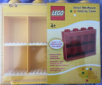 Lego Minifigure Display Case New And Sealed