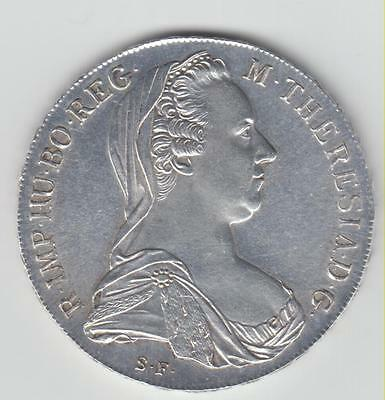 Österreich, Maria Theresia 1780  Medaille