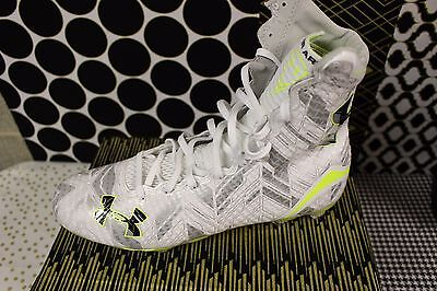 Under Armour Lacrosse Highlight MC Molded, Brand New Size 12