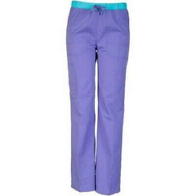 SCRUBSTAR Women's Fashion Collection Rayon Drawstring Scrub Pant